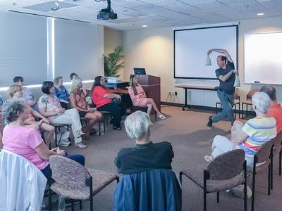 Florida Hospital Healthier Bones Lecture 10-05-2018-11